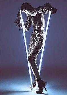 futuristic fashion photography - Google Search