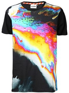BASSO & BROOKE - Power Rainbow t shirt 6