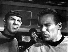 I am a die-hard William Shatner fan since I was 10 years old, from the very moment when I watched my first Star Trek episode in William Shatner is a great actor. Star Trek Original Series, Star Trek Series, Star Trek Tv, Star Wars, Leonard Nimoy, William Shatner, Spock, Science Fiction, Starship Enterprise
