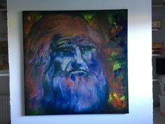 Leonardo , Alter Mann by mr marian hergouth Leonardo, Artwork, Artist, Painting, Paper, Oil On Canvas, Drawing S, Work Of Art, Auguste Rodin Artwork