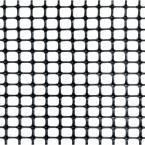 Tenax 3 ft. x 15 ft. Plastic Black Hardware Net 751397 at The Home Depot - Mobile