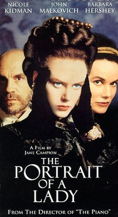 1996 adaptation of 'The Portrait of a Lady' by Henry James