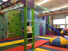 Fun Factory Sensory Gym LLC - Custom sensory gym home
