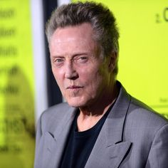 Pin for Later: 9 Stars Who Have Done Spot-On Christopher Walken Impressions