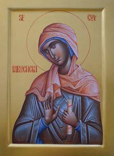 Made by Iulian Lembrau Roman Church, Sign Of The Cross, Orthodox Christianity, Catholic, Disney Characters, Fictional Characters, Saints, Symbols, Baseball Cards