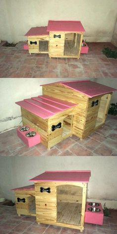 Wooden Pallet Furniture 200 Wooden Pallet DIY Ideas For Decor Your Home Wooden Pallet Furniture, Dog Furniture, Wooden Pallets, Pallet Wood, Furniture Layout, Outdoor Furniture, Pallet Home Decor, Diy Pallet Projects, Pallet Ideas