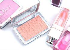 3ce Makeup, Dior Makeup, Makeup Geek, Cosmetics & Perfume, Makeup Cosmetics, Dior Blush, Coral Blush, Cool Skin Tone, Lip Gloss Tubes