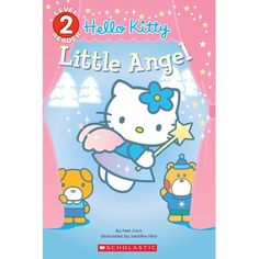 It's Hello Kitty's time to shine!Hello Kitty and her classmates perform a play at school for all of their family and friends in this illu...