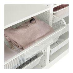 KOMPLEMENT Netzdrahtkorb mit Auszugschiene - 100x35 cm - IKEA