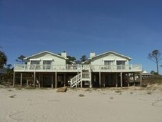 Cape San Blas, Florida--my home away from home :-)