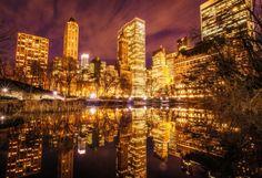 Golden city new york