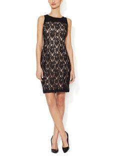 Ava & Aiden Cotton Lace Sheath Dress € 249,40