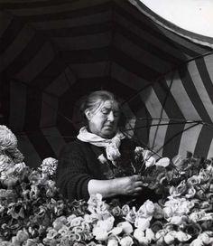 Brussels, Belgium 1949, by Dorothy Bohm