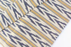Ethnic Fabric 25 from Guatemala  Handwoven Cotton by TextileSupply