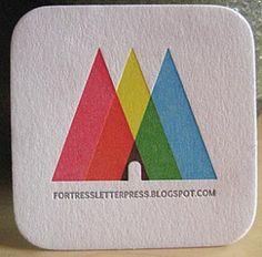 Fortress letterpress