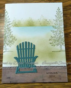 Stampin' Up! Colorful Seasons and Seasonal Layers