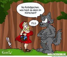 funpot: Rotkaeppchen.jpg von Floh