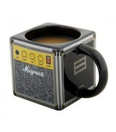 Amp Shaped Ceramic Mug Retro Amplifier Novelty Cup Coffee Gift Boxed Speaker & Garden Pause Café, Mug Design, Best Gifts For Him, Dot And Bo, Mug Cup, Cool Gifts, Guy Gifts, Coffee Cups, Coffee Time