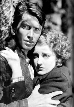 Jimmy Stewart & Jeanette MacDonald he played her younger brother on the lam from our famous Montie Ranger youknowwho