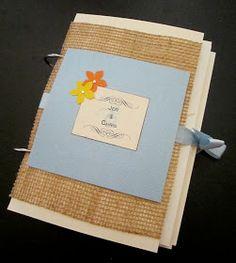The Creative Cubby: Wedding Card Book Wedding Card Book, Wedding Cards Keepsake, Wedding Pins, Post Wedding, Greeting Card Storage, Greeting Cards, Wedding Crafts, Diy Wedding, Wedding Ideas