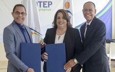 Empleados del INAIPI recibirán formación técnica de parte del INFOTEP
