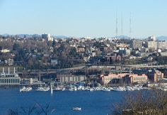 Capital Hill - How Seattle's Neighborhoods Got Their Names | Mental Floss
