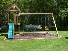 Playset Ideas Backyard all images Back Yard Playsets Idea Outdoor Playsets For Fun All Summer Long