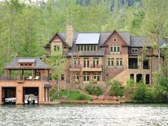 For sale: $4,995,000. ENDLESS DETAILS WERE THOUGHTFULLY INCLUDED IN THIS TRUE LABOR OF LOVE ON LAKE BURTON. A WARM AND WELCOMING AMBIANCE IS CREATED THROUGH SPECIAL ACCENTS LIKE RECLAIMED OAK FLOORING AND BEAMS, CUSTOM VENETIAN PLASTER, EXPOSED BRICK AND CUSTOM HAND-DISTRESSED CABINETRY. WITH FOUR BEDROOMS AND TWO ADDITIONAL AREAS FOR BUNK ROOMS, THIS FABULOUS CUSTOM HOME IS PERFECT FOR ENTERTAINING! AMENITIES INCLUDE A SPACIOUS CUSTOM CHEF'S KITCHEN, LAKESIDE FOUR SEASON PORCH WITH REMOT...