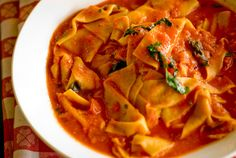 Pappardelle Recipe