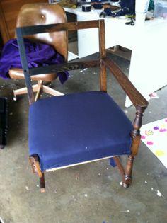 Upholstery underlayer