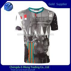 Custom Mens Summer T Shirt With Full Spots Printing Photo, Detailed about Custom Mens Summer T Shirt With Full Spots Printing Picture on Alibaba.com.
