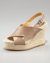 Bettye Miller. i really want nude wedges for this summer!!
