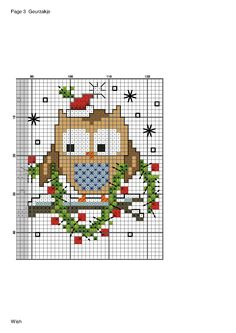 Christmas Owl 3 of 3