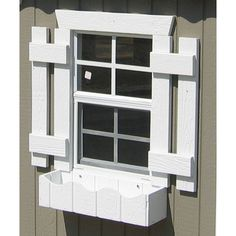 Little Cottage Company Additional Window