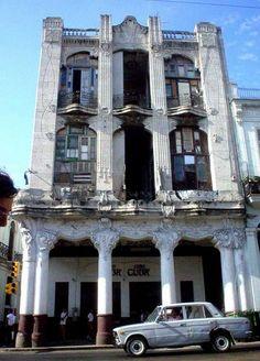 Cetro de Oro, ubicado en el capitalino municipio de Centro Habana.