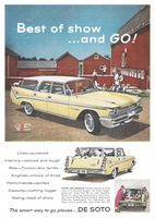 De Soto Station Wagon 1959 Ad Picture