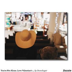 You're Not Alone. Love Valentine's Day Postcard #zazzle #postcard #letter #postcarddesign #dumbo #brooklyn #brooklynphoto #tedybear #beardoll #TED #photography #nycphotographer #portraitphoto #portraiture #vintagestyle #Sticker #nycartist #japanese #shoppingbag #JapanesePhotography #JapanesePhotographer #snowsugarvideo