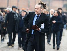 Tommy Ton's Street Style: Pitti Uomo Fall 2013  Source: GQ.  Men's Fashion. Men's style.