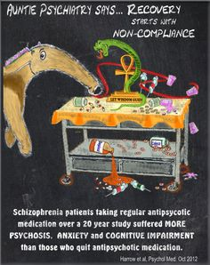 anti psychiatry recovery non-compliance