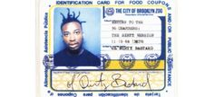 During filming of his MTV show in 1995, ODB was driven to the welfare office in a limo with a paid chauffeur to collect his welfare check!