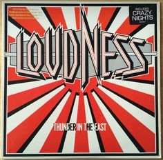 Loudness - Thunder in the East Promo