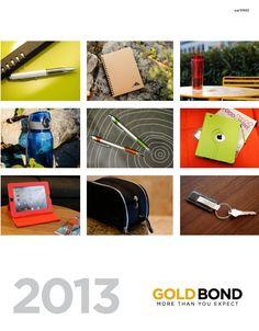2013 Full Line Catalog from Gold Bond