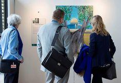 A WIZO apresenta a inspiradora exposição artística Women and Their Olive Trees, que fala de dentro do coração para todos os corações.