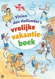 vrolijk vakantie boek