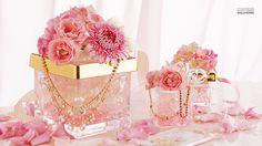 Amazing Pink Flowers Desktop Background Free Download
