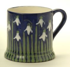 Snowdrop Country Mug
