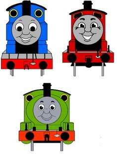 free thomas tank engine clip art pictures and images thomas party rh pinterest com thomas the train clipart for free Thomas the Train Graphics