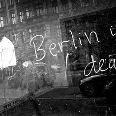 #BERLIN #OBITUARY by Janek Markstahler #Photocircle #nofilter #igberlin #iggermany #kreuzberg #xberg #bw #blackandwhite #monochrome #photoart #streetphotography #street #reflecton #abstract #urban #tag #graffiti  #Closethecircle - if you buy this photo Janek Markstahler and Photocircle #donate 15% towards our project for #refugees in #Germany