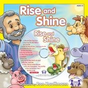 Rise & Shine Read & Sing Along  Rise and shine and give God the glory! That's the lesson in this favorite story of Noah's faith and obedience. Track 1 is the story sung word-for-word! Tracks 2 - 12 are more favorite choruses and Scripture songs!  $4.99