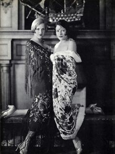 ▫Duets▫ sisters, twins & groups of two in art and photos - Constance & Norma Talmadge